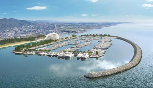 Marina-di-Arechi-Port