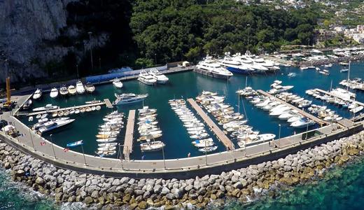 Marina-di-Capri-Port